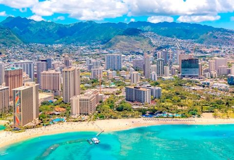 Hardly Traditional: Hawaii Hotels